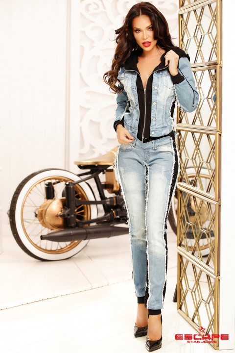 Completo Jeans e Giacca Magyn